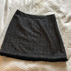 NWT Brooks Brothers women's navy skirt size 12